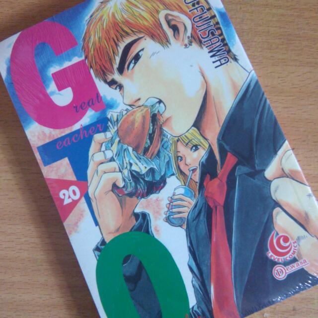 komik GTO 20