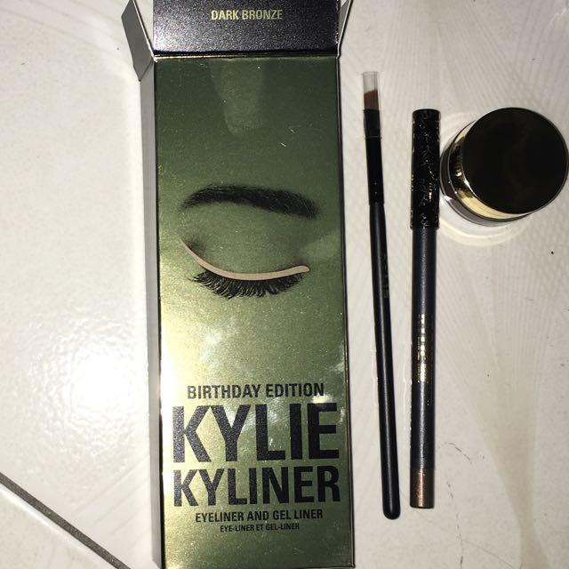 Kylie Jenner Dark Bronze Kyliner
