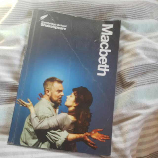 Macbeth - Caimbridge School Shakespeare