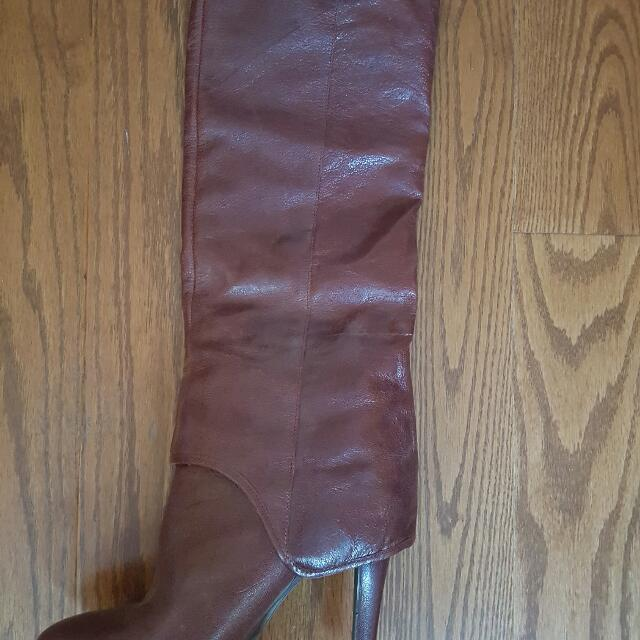 Nine West Boots Size 9