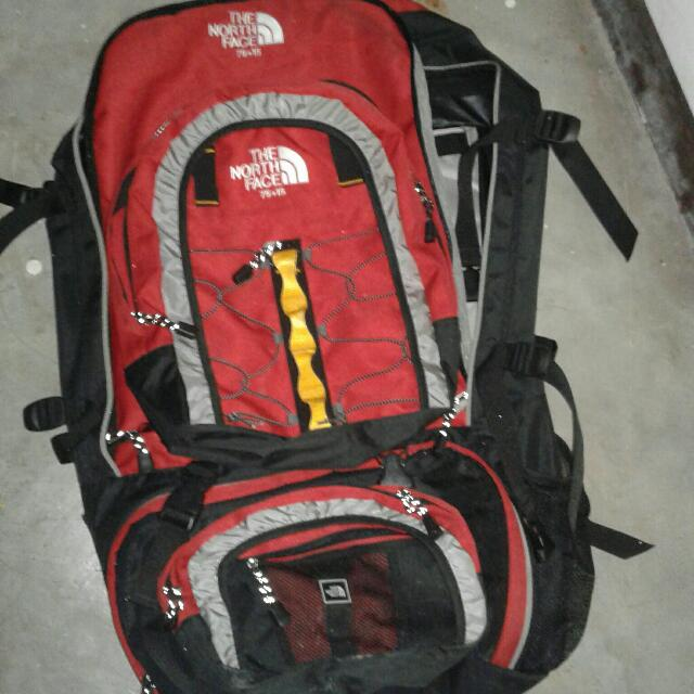 Northface Hikers Bagpack