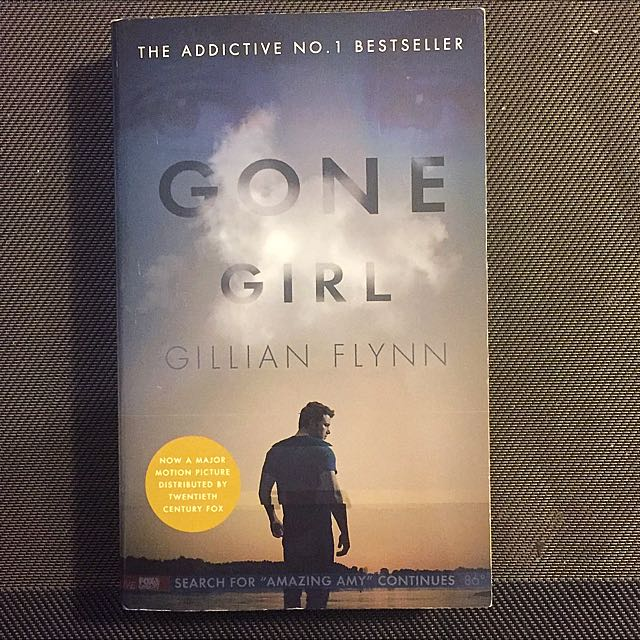 Novel: Gone Girl (Gillian Flynn) / 2014