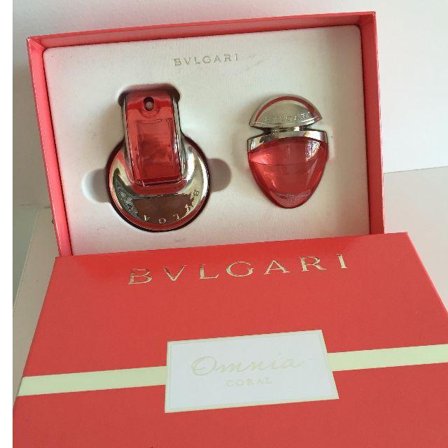 Omnia Coral Bvlgari Women's Perfume