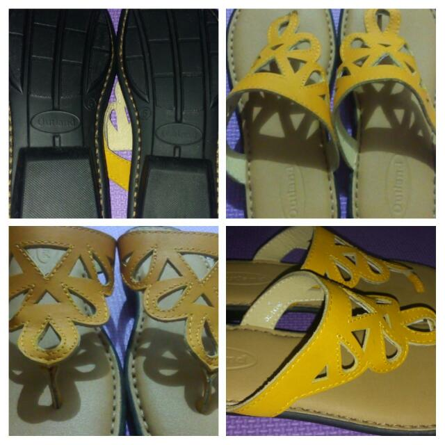 Outland sandals (Authentic; Leather)