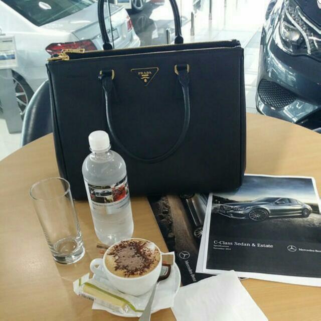 Prada Saffiano Bag AUTHENTIC