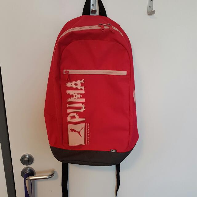 ($0 Mailing)Puma Backpack