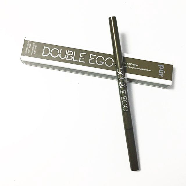 Pur Double Ego Liquid Eyeliner in Madagascar