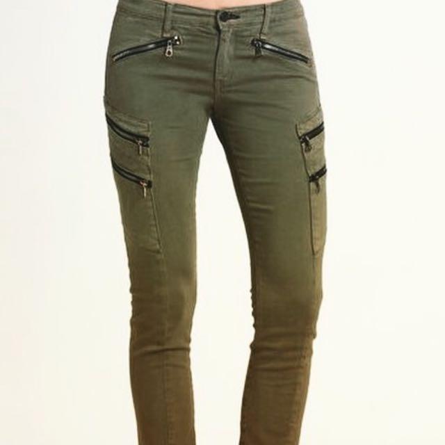 Rag and Bone Army Green Pants