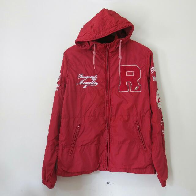 Requent and Marcella Baseball Jacket
