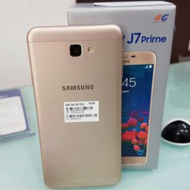 Samsung J7 Prime Kredit Instan Elektronik Telepon Seluler Di Carousell