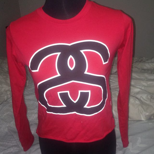 Stussy Size 6 Top
