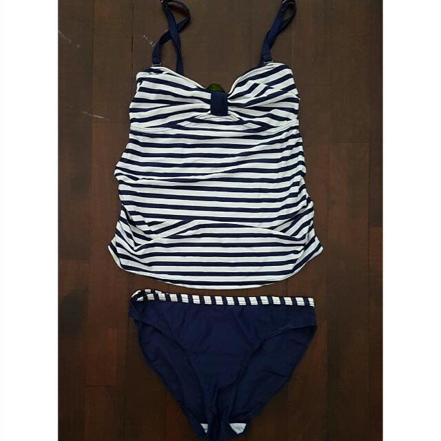 8d77b501f06df Stylish Maternity Swimwear In Nautica Style From Mothercare, Babies ...