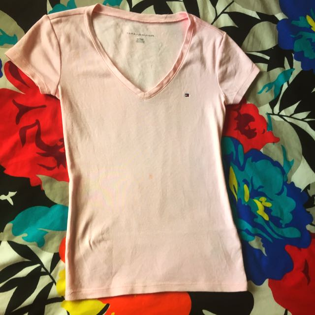 Tommy Hilfiger ladies Size Xs In Light Pink