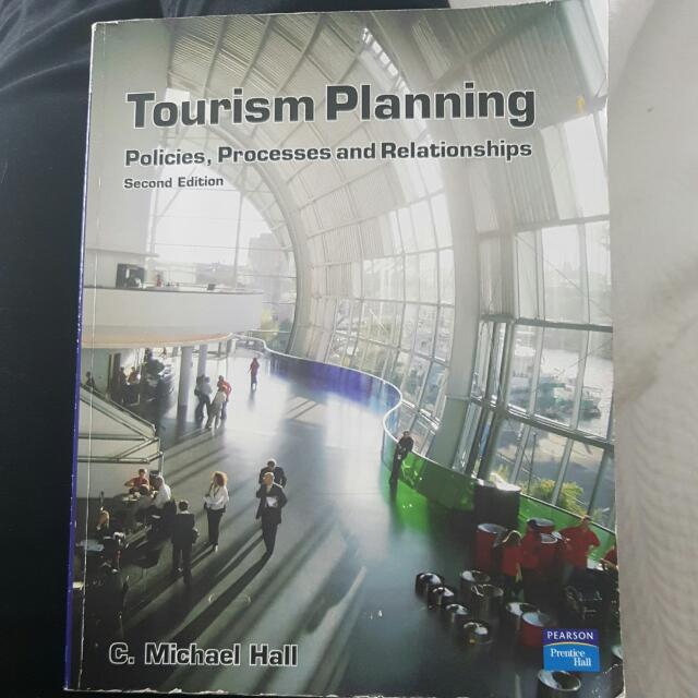 Tourism Planning Policies Processes And Relationships