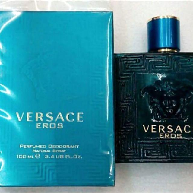 Versace Eros Perfume For Men
