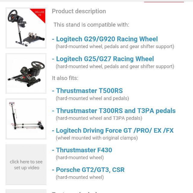 (Reserved) Wheel Stand Pro Deluxe V2
