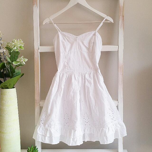 Heartline Dress | Size 8