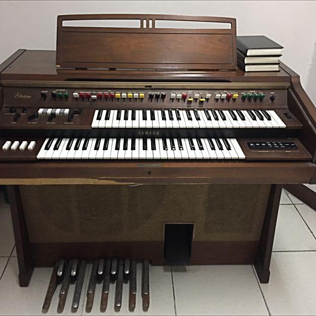 Yamaha Organ Vintage