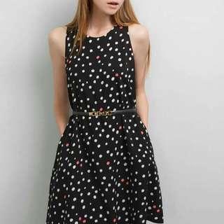 Saturday Club Starry Dress - XS