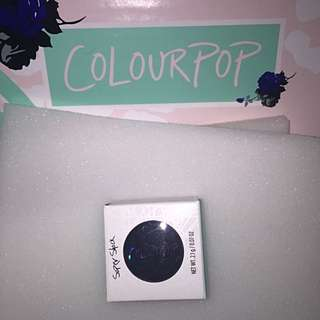Color Pop Black Matte Eyeshadow