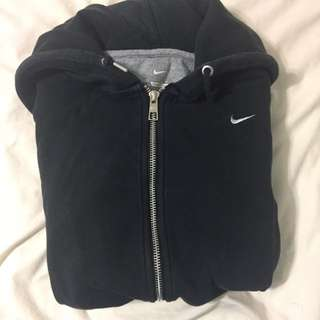 Womens Nike Zip Up Hoodie
