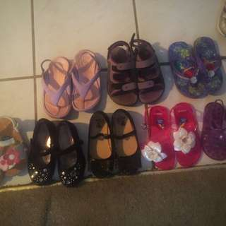 Free  Baby Girls Shoes