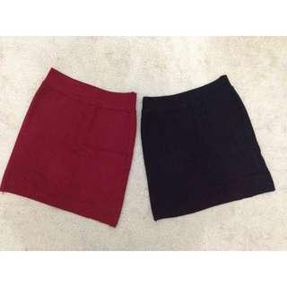 2 For P180.00 Stretchy Skirt