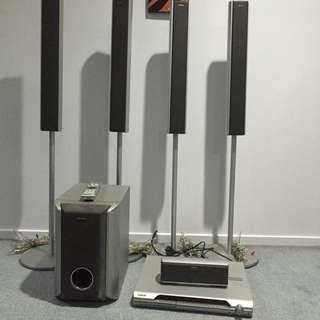 Sony Speakers System