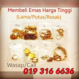 We Buy Your Gold At Highest Price In Town