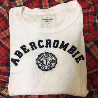 Abercrombie&fitch Af A&f 經典logo 上衣 長袖