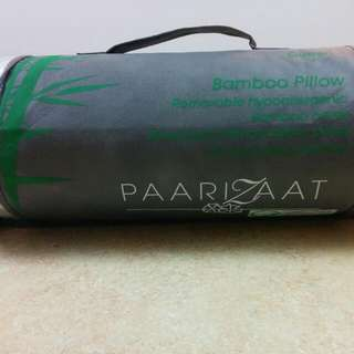 Bamboo Pillows, Memory Foam, Hypoallergenic
