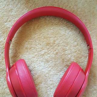 Dr Dre Beats. Product Red