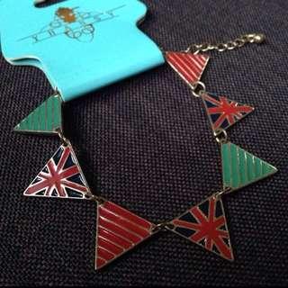 England-themed Bracelet