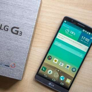 (RESERVED) LG G3 (32 GB)