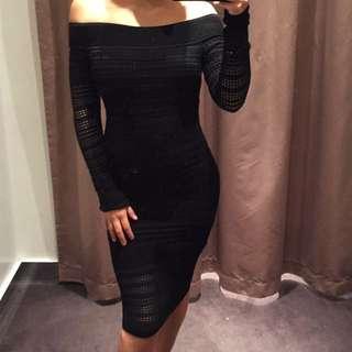Ever New Off The Shoulder Dress