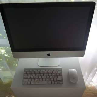 iMac 21.5 Inch Late 2009 3.06 GHz 4gb RAM 1TB Hard Drive