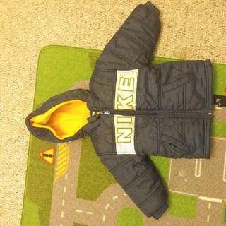 Boy's Nike Winter Coat