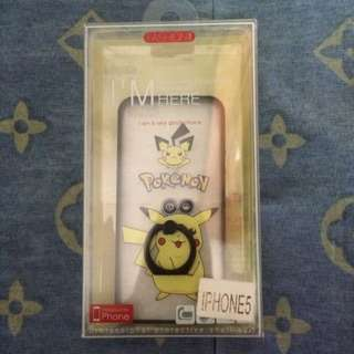 Iphone 5/5s Case With Ring Holder