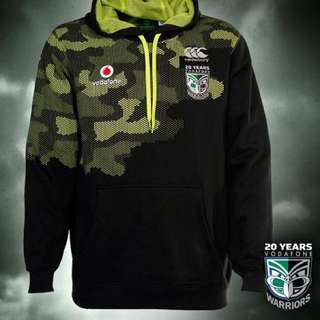 2015 Warriors Training Hoodie