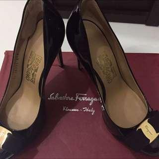 High Heels Salvatore Ferragamo Black
