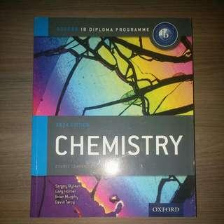 IB Chemistry textbook 2014 Edition