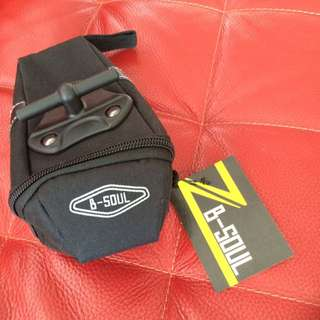 B Soul Bicycle Rear Saddle Bag