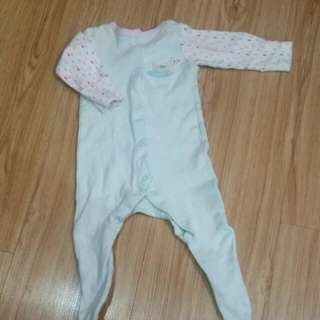 Mothercare Sleeping Suit 0-3