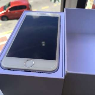IPhone 6 64gb Silver Perfect