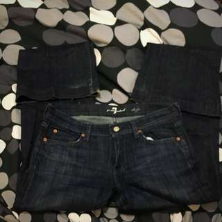 Seven For All Mankind Jeans - Dojos