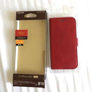 iPhone 7 Soft Leather Case