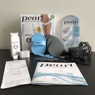 Pearl Hair Remover Device
