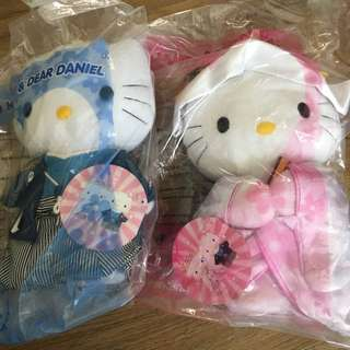 Hello Kitty Japanese Pair Collection