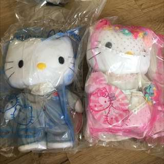 Hello Kitty Western Couple Set Collection