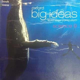 Oxford Big Ideas Science Year 9